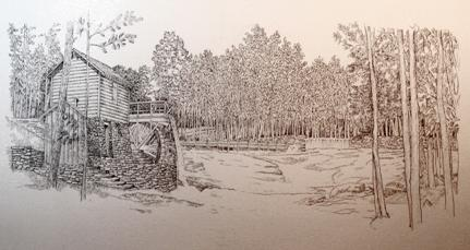 le-sueur-mill-pen-ink-on-arches-paper